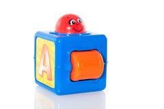 Brinquedo educacional do jogo Imagens de Stock Royalty Free
