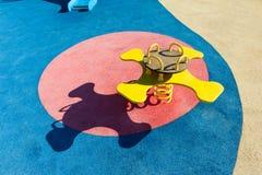 Brinquedo exterior do jogo Foto de Stock Royalty Free