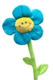 Brinquedo feliz da flor imagem de stock royalty free