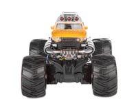 Brinquedo grande do caminhão Front View Fotografia de Stock Royalty Free