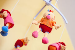 Brinquedo móvel Imagens de Stock