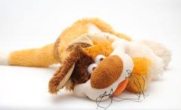 Brinquedo macio 019 Imagens de Stock Royalty Free