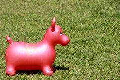 Brinquedo no jardim Foto de Stock Royalty Free