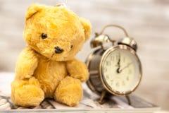 Brinquedo retro de Teddy Bear Imagens de Stock Royalty Free