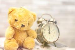 Brinquedo retro de Teddy Bear Imagens de Stock