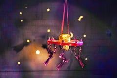 Brinquedo Saturno fotos de stock royalty free