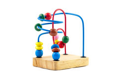 Brinquedo tornando-se Fotografia de Stock Royalty Free