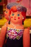 Brinquedo tradicional mexicano Imagem de Stock Royalty Free