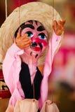 Brinquedo tradicional mexicano Fotos de Stock Royalty Free