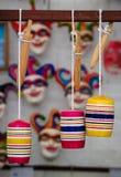 Brinquedo tradicional mexicano Foto de Stock Royalty Free