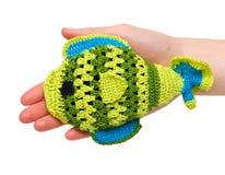 Brinquedo - um peixe Imagem de Stock Royalty Free