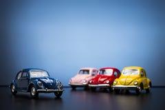 Brinquedo Volkswagen Beetle Imagens de Stock Royalty Free