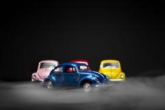 Brinquedo Volkswagen Beetle Fotografia de Stock Royalty Free