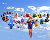 Brinquedos 2 Fotografia de Stock