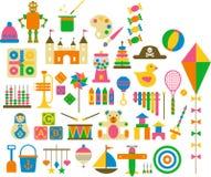 Brinquedos Imagem de Stock