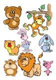 Brinquedos Ilustração Stock