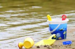 Brinquedos ao ar livre Imagem de Stock