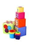 Brinquedos coloridos Foto de Stock Royalty Free