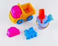 Brinquedos das crianças Foto de Stock Royalty Free