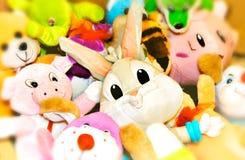 Brinquedos das crianças