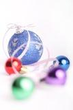Brinquedos de ano novo Imagens de Stock Royalty Free