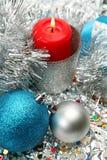 Brinquedos de ano novo Imagem de Stock Royalty Free