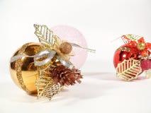Brinquedos de ano novo Imagens de Stock