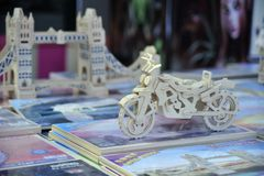 Brinquedos de emenda Imagem de Stock Royalty Free