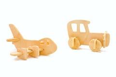 Brinquedos de madeira Foto de Stock