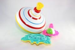 Brinquedos do bebê Imagens de Stock