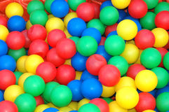 Brinquedos do campo de jogos Fotos de Stock Royalty Free