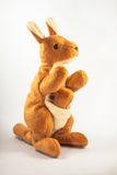 Brinquedos do canguru imagens de stock