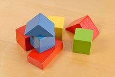 Brinquedos do jardim de infância Fotos de Stock Royalty Free