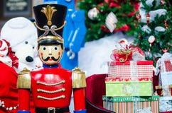 Brinquedos do Natal Imagem de Stock