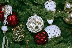 Brinquedos do Natal Foto de Stock Royalty Free