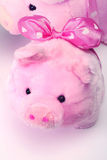 Brinquedos do porco Fotos de Stock