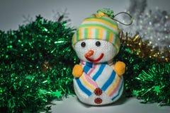 Brinquedos do ` s do ano novo Foto de Stock