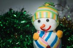 Brinquedos do ` s do ano novo Fotografia de Stock Royalty Free
