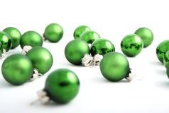Brinquedos do thee do Natal Fotos de Stock