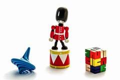 Brinquedos do vintage imagem de stock
