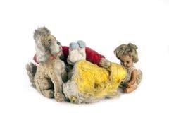 Brinquedos do vintage Imagem de Stock Royalty Free