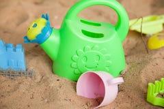 Brinquedos dos miúdos Foto de Stock Royalty Free