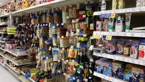 Brinquedos e deleites do animal de estimação Fotografia de Stock