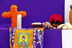 Brinquedos e flores II Foto de Stock