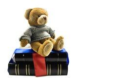 Brinquedos e livros Imagem de Stock Royalty Free