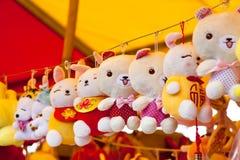 Brinquedos enchidos Fotografia de Stock