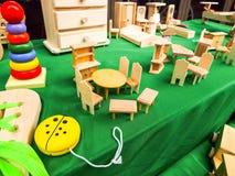 Brinquedos feitos a mão Fotos de Stock Royalty Free