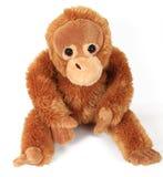 Brinquedos: macaco Fotos de Stock Royalty Free