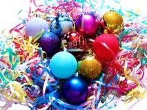 Brinquedos Multi-coloured Foto de Stock