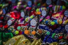 Brinquedos orientais Fotografia de Stock Royalty Free